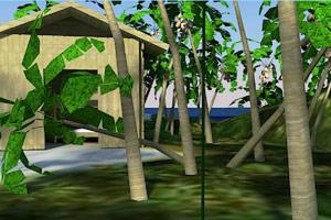 《逃出野外荒岛》游戏画面1