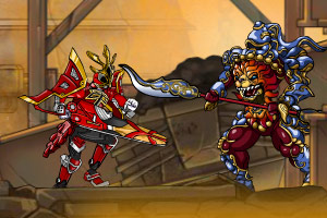 《侍战队真剑者2无敌版》截图1