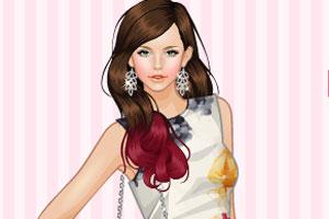 《花样美女》游戏画面1