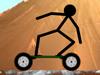 火柴人滑板