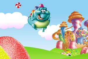 《胖胖龙吃糖果》游戏画面1