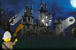《乐高怪物猎人》游戏画面1