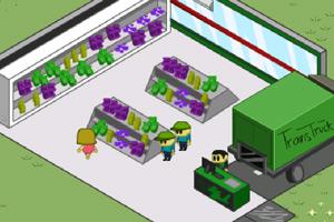 《迷你超市大亨》游戏画面1