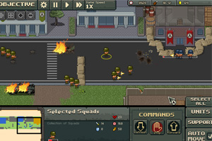 《二战风云2》游戏画面1
