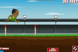 《奥运会大跨栏》游戏画面1