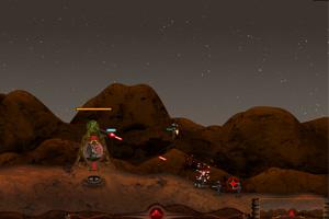 《最后的火星人基地无敌版》截图1