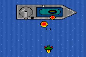 《飞船出击》游戏画面1