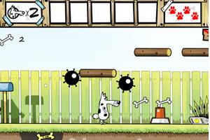 《狗狗与骨头》游戏画面1