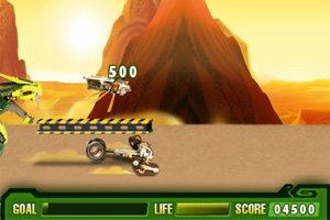 《乐高超级战车》游戏画面1