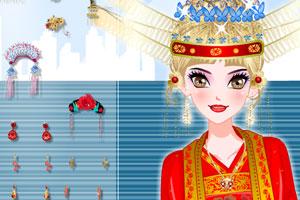 《中国传统婚礼》游戏画面1