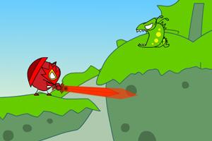《苹果超人1虫虫危机》游戏画面1