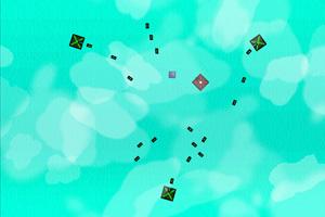 《战场夺资源》游戏画面1
