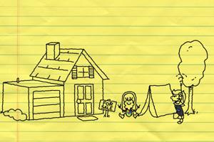 《铅笔画小人11》游戏画面1