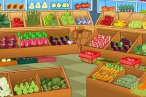 《蔬果店找蔬果》游戏画面1
