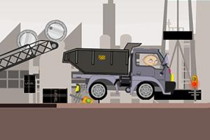 《垃圾处理车》游戏画面1