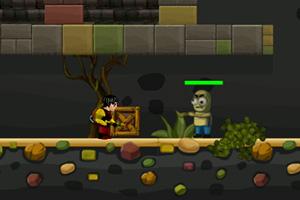 《马里奥战士》游戏画面1