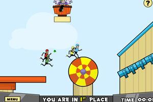 《水上游乐园争皇冠》游戏画面1