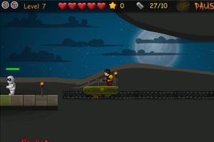 《马里奥战士变态版》游戏画面1