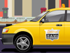 粉刷出租车