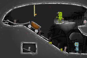 《机器矿工》游戏画面1