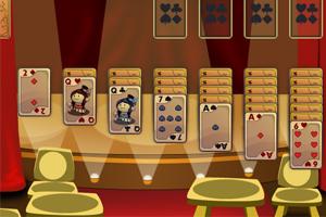 《黄金纸牌》游戏画面1