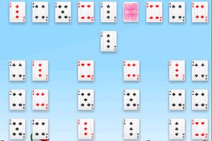 《纸牌连连看》游戏画面1