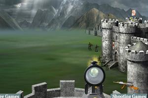 《城墙阻击手无敌版》游戏画面1