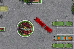 《大巴士停车》游戏画面1