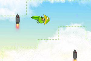 《苹果超人6云海穿越》游戏画面1