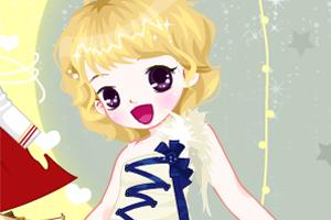 《童话女孩》游戏画面1