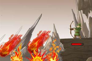 《原始防御战之野人》游戏画面1