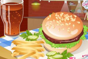 《健康快餐》游戏画面1