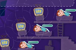 《让宝宝睡觉》游戏画面1