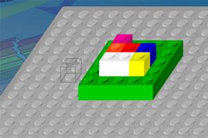 《积木叠叠加》游戏画面1