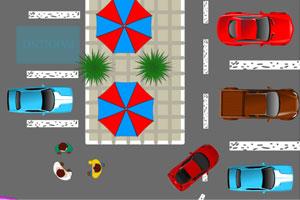 《跑车停车》游戏画面1