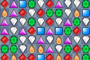《五彩宝石对对碰》游戏画面1