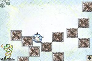 《懒惰的小羊2》游戏画面1