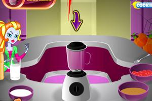 《怪物高冰淇淋》游戏画面1
