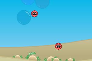 《气泡填海》游戏画面1