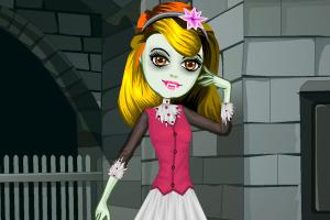 《弗兰基斯坦吸血鬼》游戏画面1