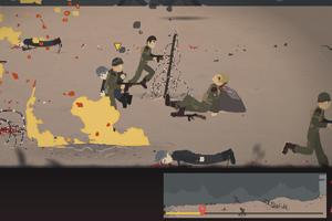 《奥马哈之战》游戏画面1
