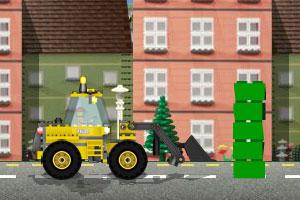 《乐高城市之旅》游戏画面1