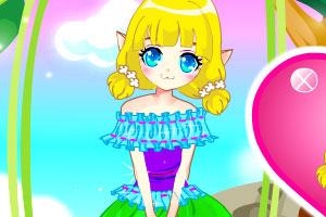 《可爱小仙子》游戏画面1