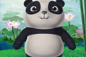 《會說話的大熊貓》截圖1