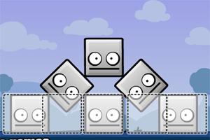 《小方块归位》游戏画面1