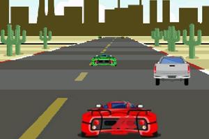 《超级公路车赛》游戏画面1