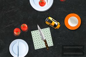 《桌上停车》游戏画面1