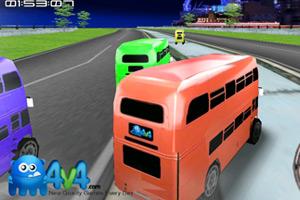 《3D英伦巴士》游戏画面1