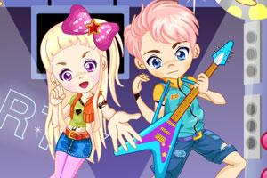 《爱的摇滚》游戏画面1