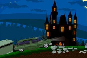 《古堡战车》游戏画面1